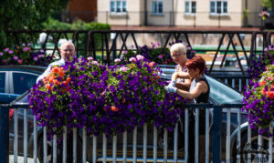 Northwich in Bloom volunteers (2)