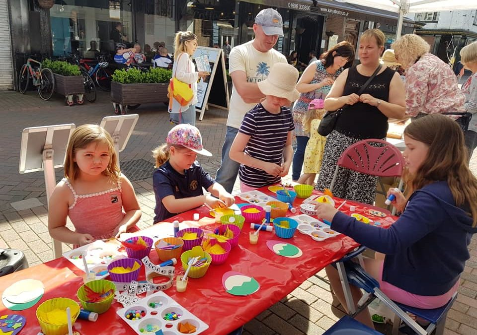 Northwich-Easter-Extravaganza-Arts-and-Crafts