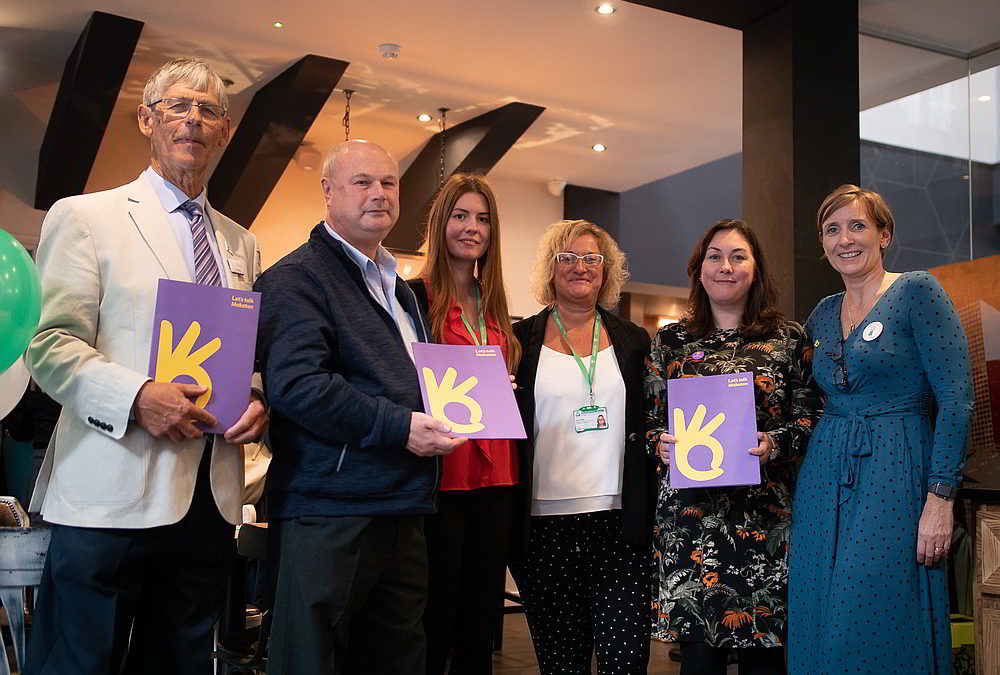 Town holds event to celebrate its Makaton Friendly Status