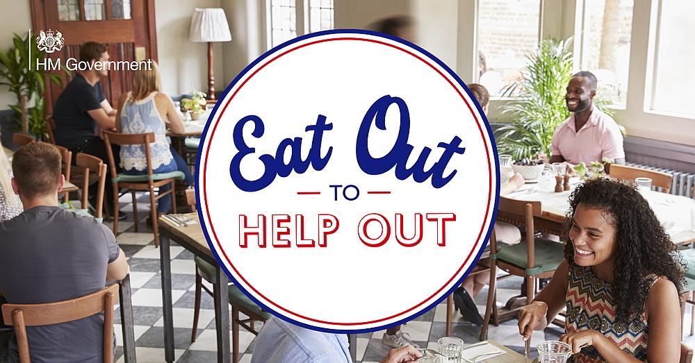 Eat Out to Help Out Cover
